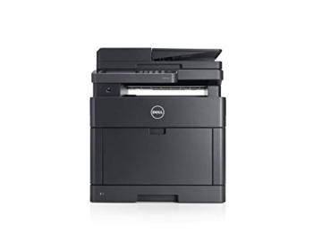 Dell H625cdw Test