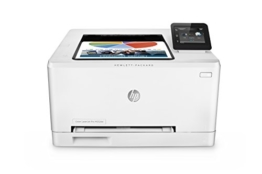 HP Color LaserJet Pro 200 M252dw Test