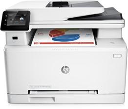 HP LaserJet Pro MFP M277dw test