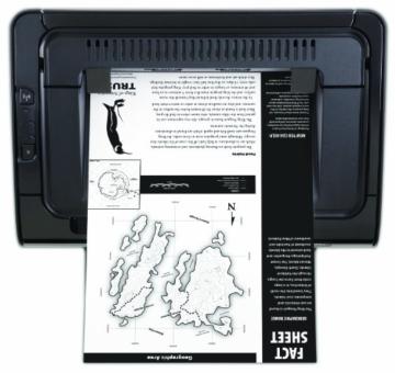 HP LaserJet Pro P1102w Test: ePrint Mono Laserdrucker - 2
