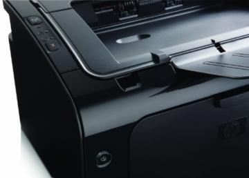HP LaserJet Pro P1102w Test: ePrint Mono Laserdrucker - 4