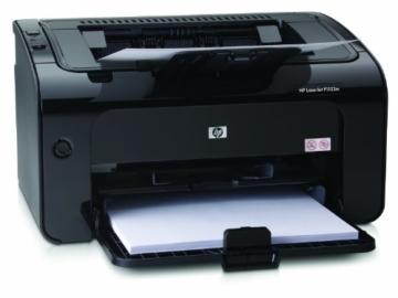HP LaserJet Pro P1102w Test: ePrint Mono Laserdrucker - 5
