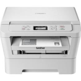 Brother DCP-7055 Monolaser-Multifunktionsgerät 3-in-1 (Drucker, Farbscanner, Kopierer – A4 – 2400x600dpi) - 1