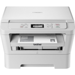 Brother DCP-7055 Monolaser-Multifunktionsgerät 3-in-1 (Drucker, Farbscanner, Kopierer – A4 – 2400x600dpi) - 1