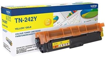 Brother DCP-9022CDW kompaktes 3-in-1 Multifunktionsgerät (Kopierer, Farbscanner) weiß/dunkelgrau -
