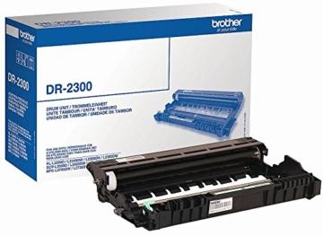 Brother DCP-L2500D Kompaktes 3-in-1 Monolaser-Multifunktionsgerät (Drucker, Kopierer, Scanner, 2400 x 600 dpi, USB 2.0) schwarz -