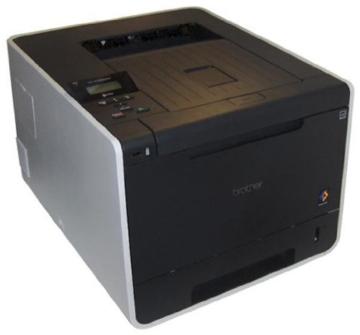 Brother HL-4150CDN Farblaserdrucker (2.400 x 600 dpi, USB 2.0, Duplex) anthrazit/grau -
