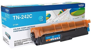 Brother MFC-9332CDW Kompaktes 4-in-1 LED Farb-Multifunktionsgerät (Drucken, scannen, kopieren, faxen, 2.400x600dpi, USB 2.0 Hi-Speed, LAN/WLAN, Duplex) weiß/schwarz -