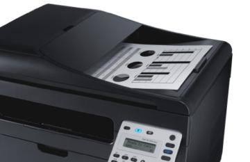 Dell B1165nfw netzwerkfähiger s/w Multifunktions-Laserdrucker mit WLAN (Scanner, Kopierer, Drucker & Fax) -