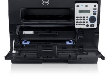 Dell B1265dfw netzwerkfähiger s/w Multifunktions-Laserdrucker mit WLAN und Duplexfunktion (Scanner, Kopierer, Drucker & Fax) -