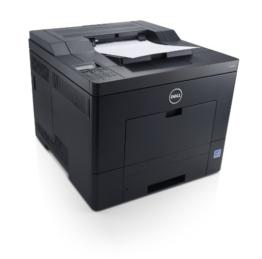 Dell C2660dn netzwerkfähiger Farblaserdrucker mit Duplexfunktion (600 x 600 dpi) -