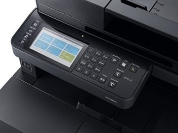 Dell C2665dnf Farblaser-Multifunktionsgerät inkl. 4 kompatible XL Toner im Gerät -