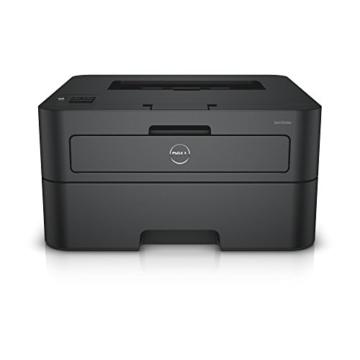 Dell E310dw netzwerkfähiger Schwarzweiß-Laserdrucker mit Duplexfunktion und WLAN - Nachfolger vom B1160/w & B1260dn -