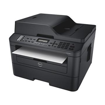 Dell E515dn s/w netzwerkfähiges Multifunktionsgerät mit Duplexfunktion (Scanner, Kopierer, Drucker & Fax) - Nachfolger vom B1265dnf -