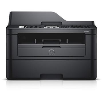 Dell E515dw s/w netzwerkfähiges WLAN Multifunktionsgerät mit Duplexfunktion (Scanner, Kopierer, Drucker & Fax) - Nachfolger vom B1265dfw -