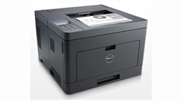 Dell S2810dn netzwerkfähiger Schwarzweiß-Laserdrucker mit Duplexfunktion - Nachfolger vom B2360d & B2360dn -