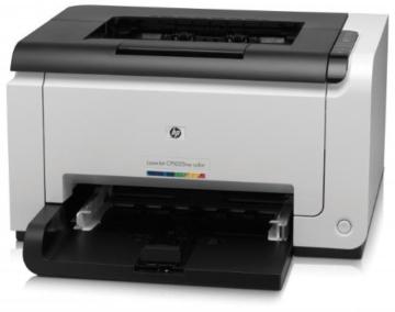 HP Color LaserJet Pro CP1025 Farblaserdrucker (600x600 dpi, USB 2.0) weiß/schwarz -