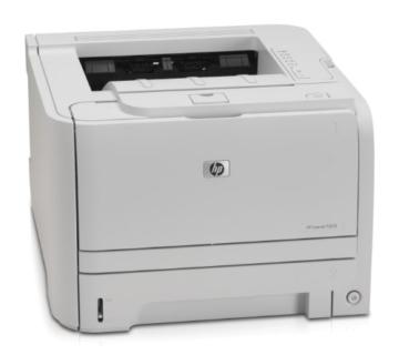 HP LaserJet P2035 Laserdrucker (A4, Drucker, USB, 600x600 dpi) grau -