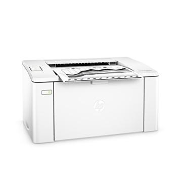 HP LaserJet Pro M102w Laserdrucker (Drucker, WLAN, JetIntelligence, HP ePrint, Apple Airprint, USB, 600 x 600 dpi) weiß -