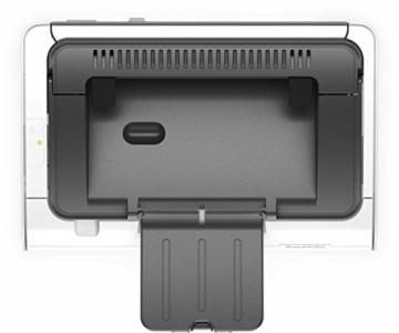 HP LaserJet Pro M12a Laserdrucker (Drucker, USB, 600 x 600 dpi) weiß -