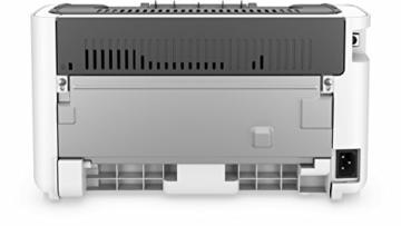 HP LaserJet Pro M12w Laserdrucker (Drucker, WLAN, HP ePrint, USB, 600 x 600 dpi) weiß -