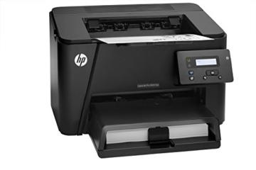 HP LaserJet Pro M201dw Laserdrucker (Drucker, WLAN, LAN, HP ePrint, Apple Airprint, USB, 600 x 600 dpi) schwarz -