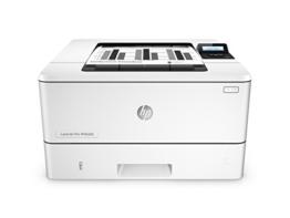 HP LaserJet Pro M402dn Laserdrucker (Drucker, LAN, Duplex, HP ePrint, Apple Airprint, USB, 1200 x 1200 dpi) weiß -