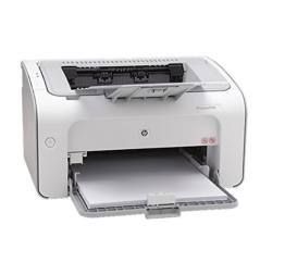 HP LaserJet Pro P1102 Laserdrucker (A4, Schwarzweiß Drucker, USB, 600 x 600 dpi) weiß -