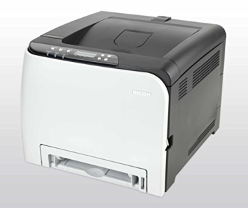 RICOH SP C250DN Farb-Laserdrucker (A4, Drucker, Duplex, WLAN, USB) - 1