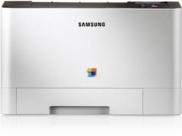 Samsung CLP-415N/XEC Farblaser-Drucker (Drucken, 9.600 x 600 dpi, 256 MB Speicher, 533 MHz Prozessor) -