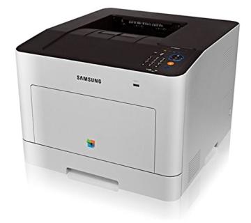 Samsung CLP-680DW/SEE Farblaser-Drucker (Drucken, 9.600 x 600 dpi, 256 MB Speicher, 533 MHz Prozessor) - 2