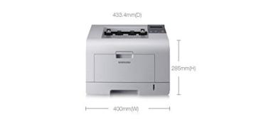 Samsung ML-3471ND Laserdrucker Netzwerk Duplex 12 Monaten Gewährleistung - 3
