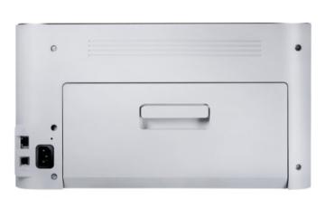 Samsung Xpress  C410W Farblaserdrucker (2400 x 600 dpi, WiFi, USB, NFC) weiß -