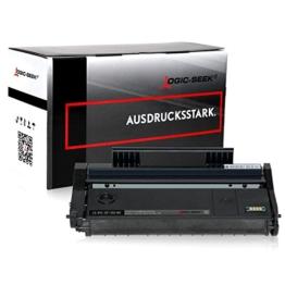 Toner für Ricoh SP 112 Laserdrucker SP 112SU Aficio SP 100 e, Schwarz, 2.000 Seiten -